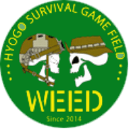 HYOGO SURVIVAL GAME FIELD WEED Since 2014
